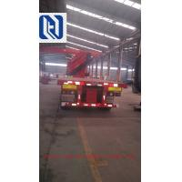 China MQH37A XCMG Official Crane Truck Mounted Telescopic Boom Crane With Strong Power on sale