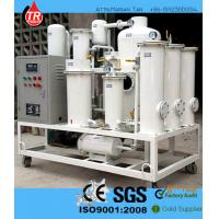 Quality ZJR Multi-functional Double-Stage Transformer Oil Purifier Equipment,oil filtration plant for sale