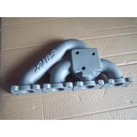 Quality OEM Auto Parts Casting  Vehicle Cast Iron Exhaust Pipe TS16949 Approval for sale