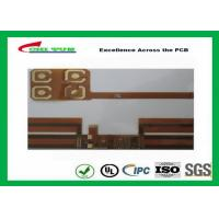 Quality Flexible Circuit Boards Single Sided with Polyimide and Immersion Gold for sale