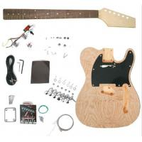 "Quality Custom Unfinished 39"" DIY Electric Guitar Kits Bolt on Neck Guitar AG-TL2 for sale"