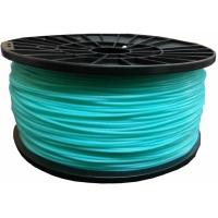 Quality 3D printer filament PLA 1.75mm 1kg Turquoise for sale