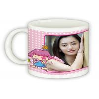 Quality Digital inkjet sublimation paper for mugs / plate / polyester textile for sale