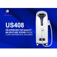 Quality 808nm Diode Laser Hair Removal Machine With 10.4 Color Touch LCD Screen for sale