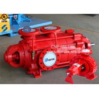 Quality High Efficiency Electric Motor Driven Fire Pump Centrifugal Ductile Cast Iron Casing for sale