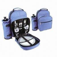 Quality Picnicware bag, 600D and 210D lining for sale