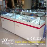 Quality Custom New Arrival Perfect Complement Jewelry Display Showcase for sale