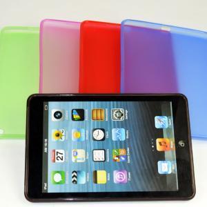 Quality Silicone Case Cover for iPad Mini, for iPad Mini Silicion Case (BSPCD-00028) for sale