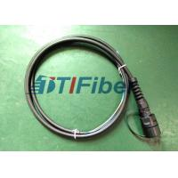 Quality ODVA -LC Duplex IP67 Fiber Optic patch cord / fiber patch cable assemblies for sale