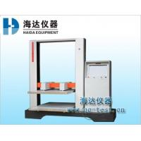 Quality PC Control Digital Display Electronic Carton Compression Tester For Paperboard Test for sale