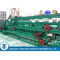 Quality 2-4t/h Heat Resistant Rubber Fertiliser Conveyor With Carbon Steel  Frame for sale