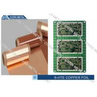 Quality Single Shiny VLP Red Copper Electrolytic Copper  Foil  For Vehicle , Sheet Size for sale