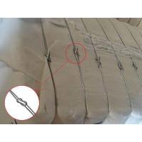 Quality Cotton Bale Packaging Wire Ties ,Wire Ties, Baling Wire, Bale Ties, Polyester Staple Fibers, Acrylic Staple Fiber for sale