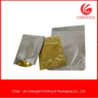 Buy General use Resealable Stand Up Packaging Bags / Pouches One side transparent at wholesale prices
