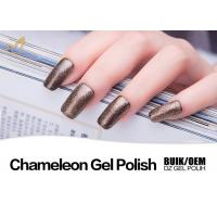 Quality Healthy Chameleon Gel Nail Polish That Changes Color Bottle / Barrel Package for sale