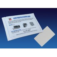 Buy cheap Diamond Flocked Check Reader Cleaning Card Compatible With Card Reader Machine from wholesalers