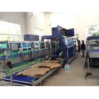Quality Sink Type Wrap Around Carton Packing Machine PLC Driven  For Shampoo Bottle for sale