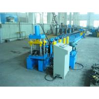 Quality Blue 220mm Profile Width Roll Forming Machinery For Door Frame for sale