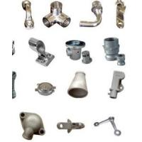 Quality Forged Cylinder/Forging Automotive Parts/Forged Ring (HS-FOG-007) for sale