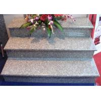Quality Straight Granite Step Treads 2.79g / Cm3 Bulk Density 8.6 Hardness for sale