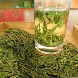 Quality antioxidants mei jia wu longjing tea vitamin C and amino acids improve health for sale