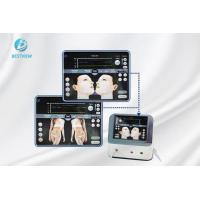 Buy cheap White Hifu Beauty Machine Non Surgical Face Lift Equipment Warm Feeling from wholesalers