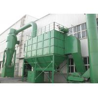 China Impluse Type Bag Dust Collector Dryer Machine Accessories Efficiency 99% on sale