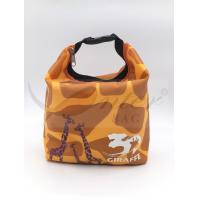 Quality Small Double Color Custom Insulated Bags To Keep Food Frozen 420D Polyester for sale
