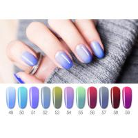 Quality Healthy Design Fast Delivery High Quality Color Changing Gel Polish UV Gel Polish for sale