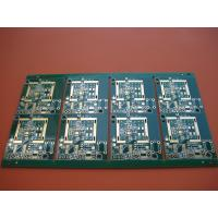 Quality Green Solder Mask PCB 8 Layer Double Sided Printed Circuit Boards for sale