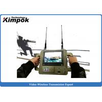 Quality 7'' FPV COFDM Monitor Receiver 1080P HD Readable Wireless Digital Receiver for sale