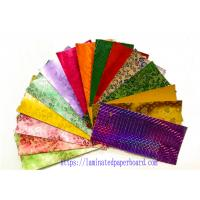 Quality Embossed Card Stock Paperr/Cardstock Colored Paper for Invitations/Cake Boxes for sale