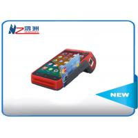 China Mobile POS Terminal Portable POS Machine With Payment And Touch Screen Display on sale