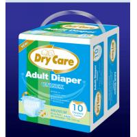 Buy cheap Adult diaper in hot selling for India market with new style design bags from wholesalers