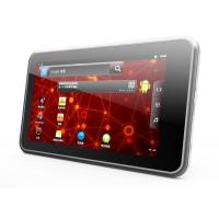 Quality Built-in GPS 7 Inch Touchpad Tablet PC MTK8377 Dual core CPU for sale