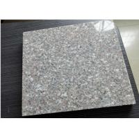 Quality G617 Natural Stone heshan Red Almond Cream polished granite paving stone tiles slabs for sale