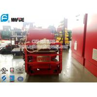 Buy cheap Fire Fighting Pump Set Use Diesel Engine Driver , Ul Fire Pump NFPA20 Standard from wholesalers