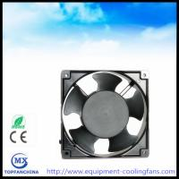 Buy cheap AC110V 120V 220V 240V 380V Equipment Cooling Fans 4.7 Inch metal industry exhaust fan from wholesalers