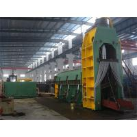 Quality Professional Scrap Metal Shear Machinery , Scrap Car Baler  Q91-630 for sale
