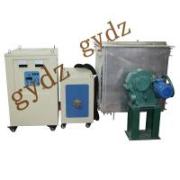 Quality Medium Frequency Induction Furnace for melting Aluminum,Brass,Zinc,Steel for sale