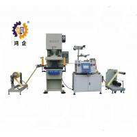 Quality Fully Automatic Hydraulic Die Cutting Machine For Rolling Material 100T for sale