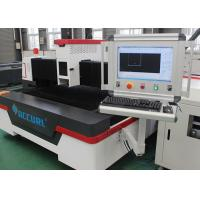 China Energy Efficiency CNC Fiber Laser Cutting Machine For Aluminum Alloys 3mm on sale
