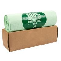 Buy cheap OEM Biodegradable Compost Bags On Roll Supermarket Food Waste Caddy Liner from wholesalers