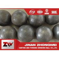 Quality 3 Inch Dia 20-1500 mm Forged and cast Grinding Steel Ball  Good Wear Resisitance for sale