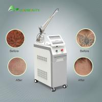 Buy cheap Positive Feedback Q Switch Nd Yag Laser Tattoo Removal Machine for Tatoo & Eyebrow Removal/Nd Yag Laser Price from wholesalers