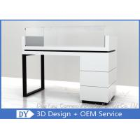 Quality Simple Beautiful Jewellery Shop Counter /Jewelry Showcase Display for sale