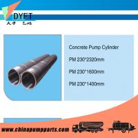 Buy cheap Concrete Pump Cylinder from wholesalers
