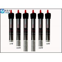 Buy High Strength Glass And Efficient Reinforced Metal Shrapnel Heating Rods for Fish Tanks at wholesale prices