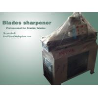 Quality crusher knife sharpener,crusher knife sharpening equipment,crusher knife sharpener for sale