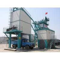 Quality 3.25m Discharging Height 80tph Asphalt Drum Mixing Plant With Secondary Weighing Mode for sale
